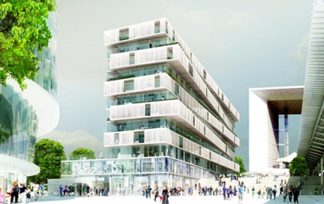 JW_CADでマンションの意匠設計!ブランクOK