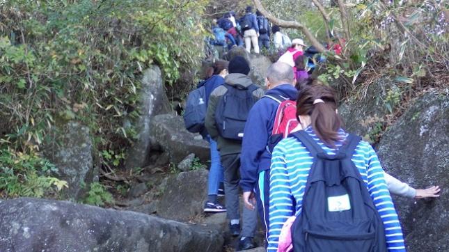 022山道の行列3