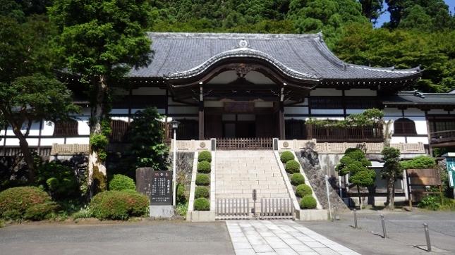 017最乗寺本堂