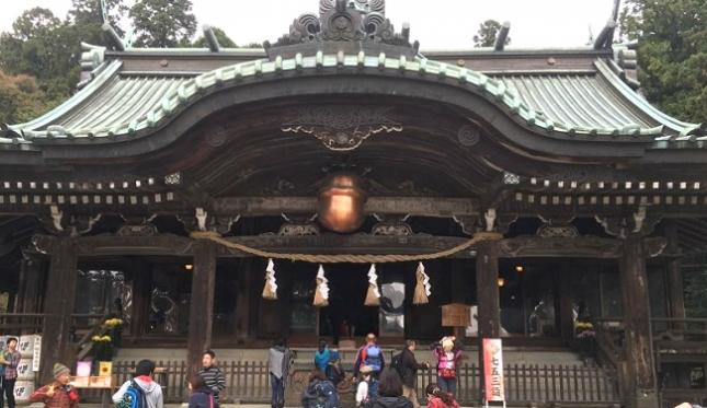 05筑波山神社
