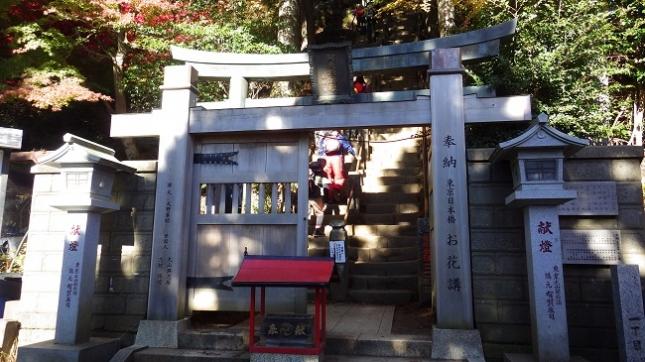 ①116頂上登山口登拝門
