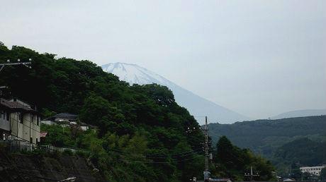 002駿河小山駅富士山