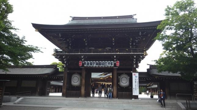 ⑧313寒川神社・神門