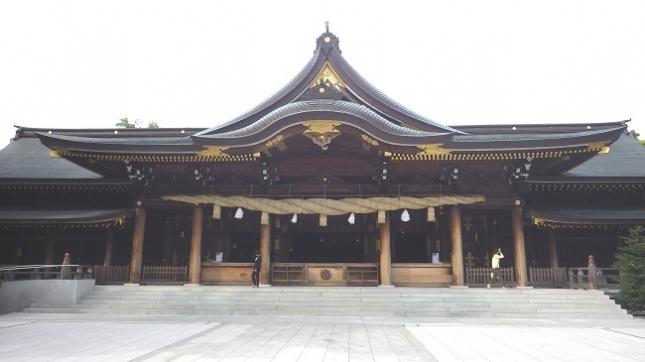 ⑨323拝殿