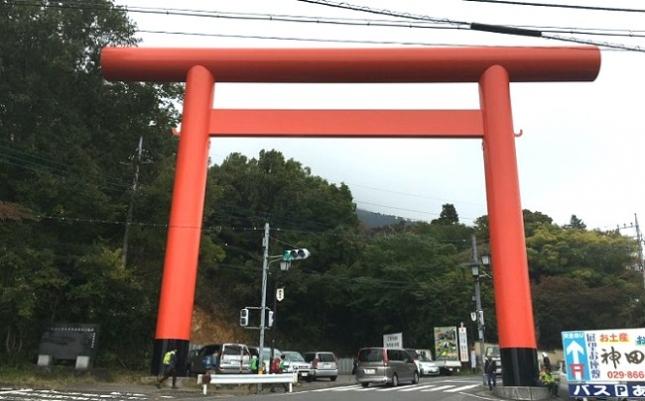 01筑波山神社入口